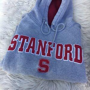 Stanford university hoodie sweatshirt  college